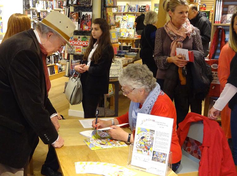 Suzan-book-signing