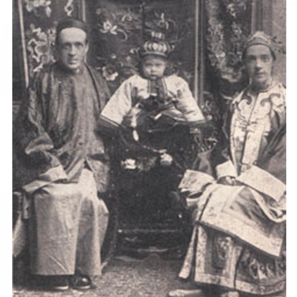 Samuel-Pollard-with-wife-&-son